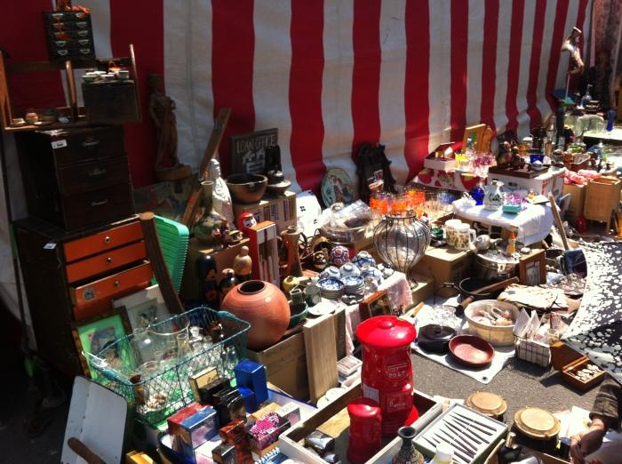 北野天滿宮骨董市(天神市)|Kitano Tenmangu Antique Market|北野天満宮骨董市(天神市)